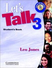 Lets Talk 3 Students Book (Lets Talk)