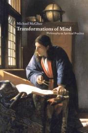 Cover of: Transformations of mind