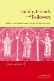 Cover of: Family, friends and followers