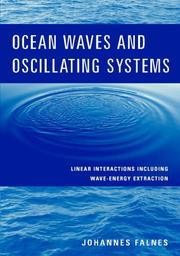 Cover of: Ocean Waves and Oscillating Systems by Johannes Falnes