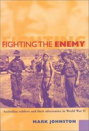 Cover of: Fighting the enemy