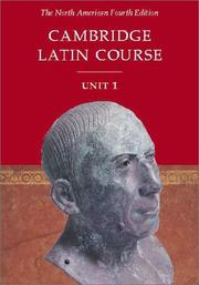 Cover of: Cambridge Latin Course Unit 1 Student's Text North American edition