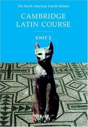 Cover of: Cambridge Latin Course Unit 2 Student Text North American edition