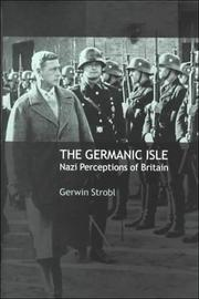Cover of: The Germanic Isle