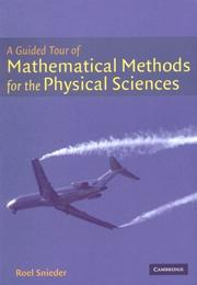 Cover of: A Guided Tour of Mathematical Methods