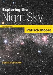 Cover of: Exploring the night sky with binoculars