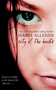 Cover of: City of the Beasts (rack)