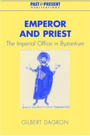 Cover of: Emperor and Priest