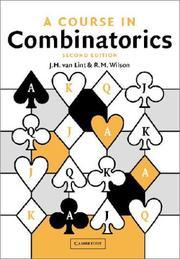 A Course in Combinatorics