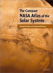 Cover of: The Compact NASA Atlas of the Solar System | Ronald Greeley