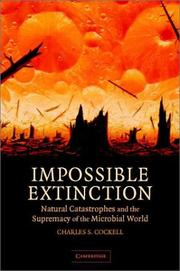 Cover of: Impossible Extinction | Charles S. Cockell