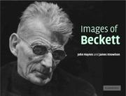 Cover of: Images of Beckett