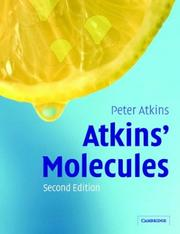 Cover of: Atkins' molecules by P. W. Atkins