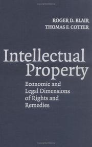Intellectual property by Roger D. Blair
