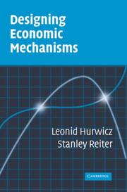 Cover of: Designing economic mechanisms