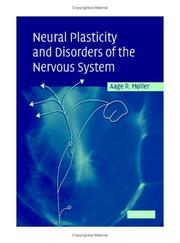 Cover of: Neural Plasticity and Disorders of the Nervous System