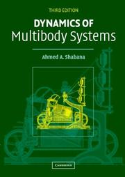 Cover of: Dynamics of Multibody Systems