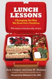 Cover of: Lunch Lessons | Ann Cooper