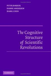 Cover of: The cognitive structure of scientific revolutions