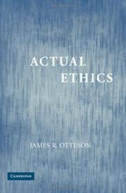 Actual Ethics