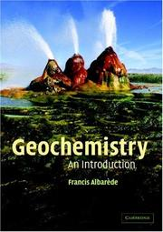 Geochemistry: An Introduction