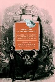 Cover of: Literature in the Marketplace |