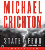 Cover of: State of Fear | Michael Crichton