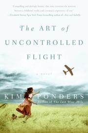 Cover of: The Art of Uncontrolled Flight | Kim Ponders