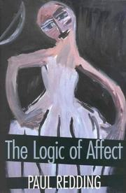 Cover of: The Logic of Affect