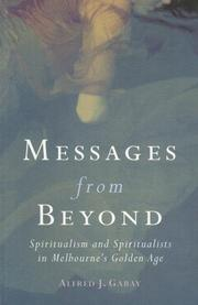 Cover of: Messages from Beyond | Al Gabay