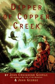 Cover of: Dipper of Copper Creek