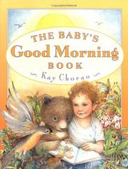 Cover of: The Baby's Good Morning Book