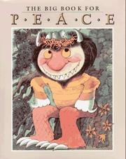 Cover of: The Big book for peace