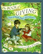 Cover of: The Book of Giving