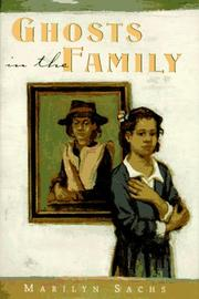 Cover of: Ghosts in the family