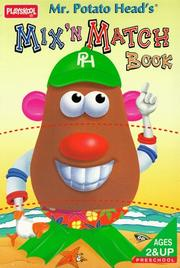 Cover of: Mr. Potato Head's Mix `N' Match Book