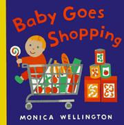 Cover of: Baby goes shopping