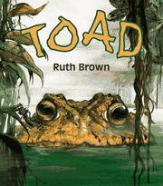 Cover of: Toad | Brown, Ruth