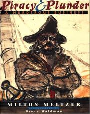 Cover of: Piracy & plunder | Milton Meltzer