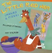 Cover of: The Little Red Hen makes a pizza
