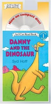 Cover of: Danny and the Dinosaur Book and CD