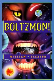 Cover of: Boltzmon!