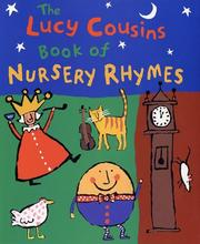 Cover of: Lucy Cousins Book of Nursery Rhymes