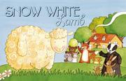 Cover of: SNOW WHITE LAMB, A Furry Tale Book