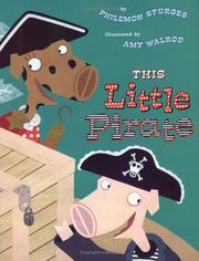 Cover of: This little pirate | Philemon Sturges