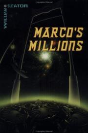 Cover of: Marco's Millions