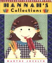 Cover of: Hannah's Collections