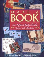 Cover of: Make a book