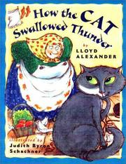 Cover of: How the Cat Swallowed Thunder