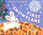 Cover of: Bunny's first snowflake